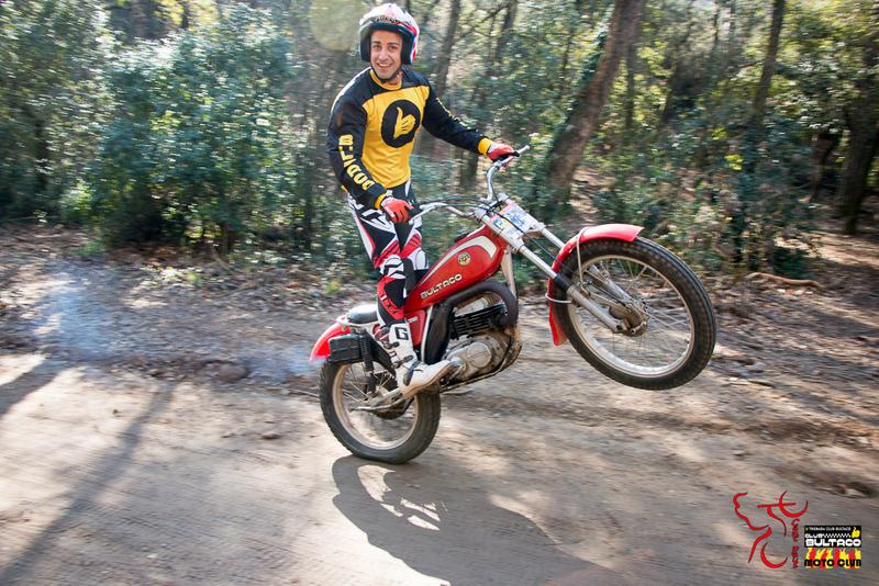 Trobada Club Bultaco